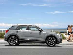 Audi's fastest Q2 model has sassy style and substance