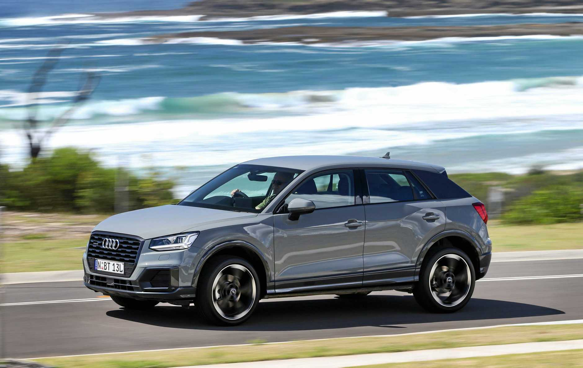 2017 Audi Q2 2.0 TFSI quattro sport completes the Audi Q2 line-up in Australia.