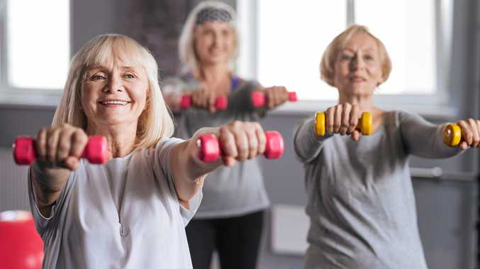 Many seniors think we should stick to mostly low-impact activities such as walking or swimming but that's not the case.
