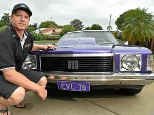 Meet Just 8's Car Club president's Purple Petrol Eater