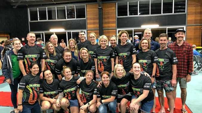 ULTRA INTENSE: Sixteen Emerald runners and their support crew headed to Blackall for the Blackall 100.