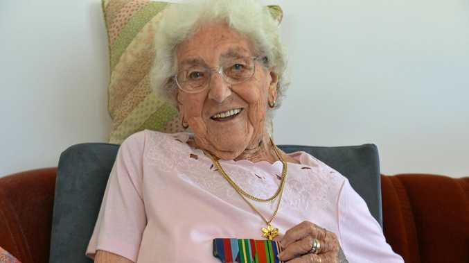 SPECIAL DAY: Faye Clarke will be reflecting on Remembrance Day.