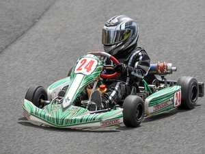 Karts are now on track