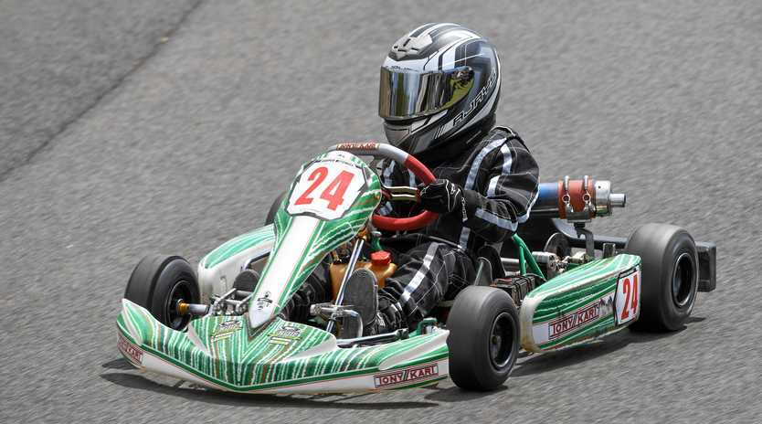 Nearly two years of hard work and persistence is set to pay off for Moranbah Kart Club.