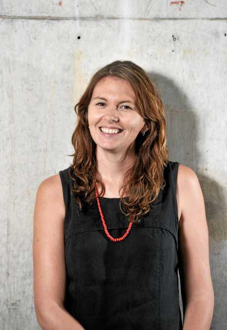 Former Guardian journalist Kylie Stevenson.