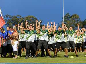 A spirited World Cup welcoming to the Coffs Coast