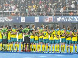 Kookaburras squad named for World Cup in India
