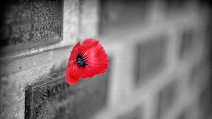 LEST WE FORGET: Two free events will be held for Ipswich to Remember the Sacrifice of the Fallen.