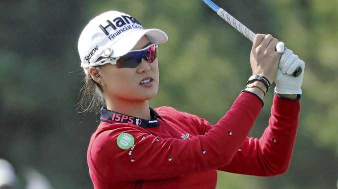 Minjee Lee has started well at the Japan Classic.