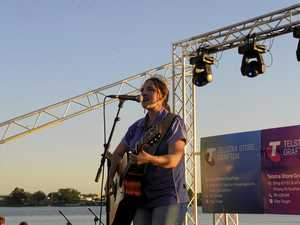 OUT AND ABOUT: Crowds thrilled at Riverlight Festival