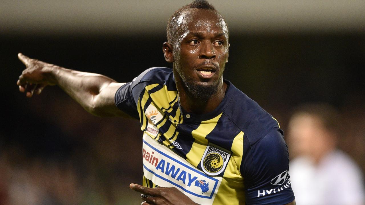 SUPERSTAR Usain Bolt's football dream in Australia is over.