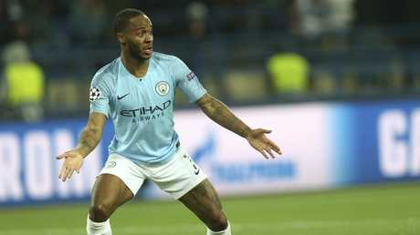 Raheem Sterling added another two goals to his tally.