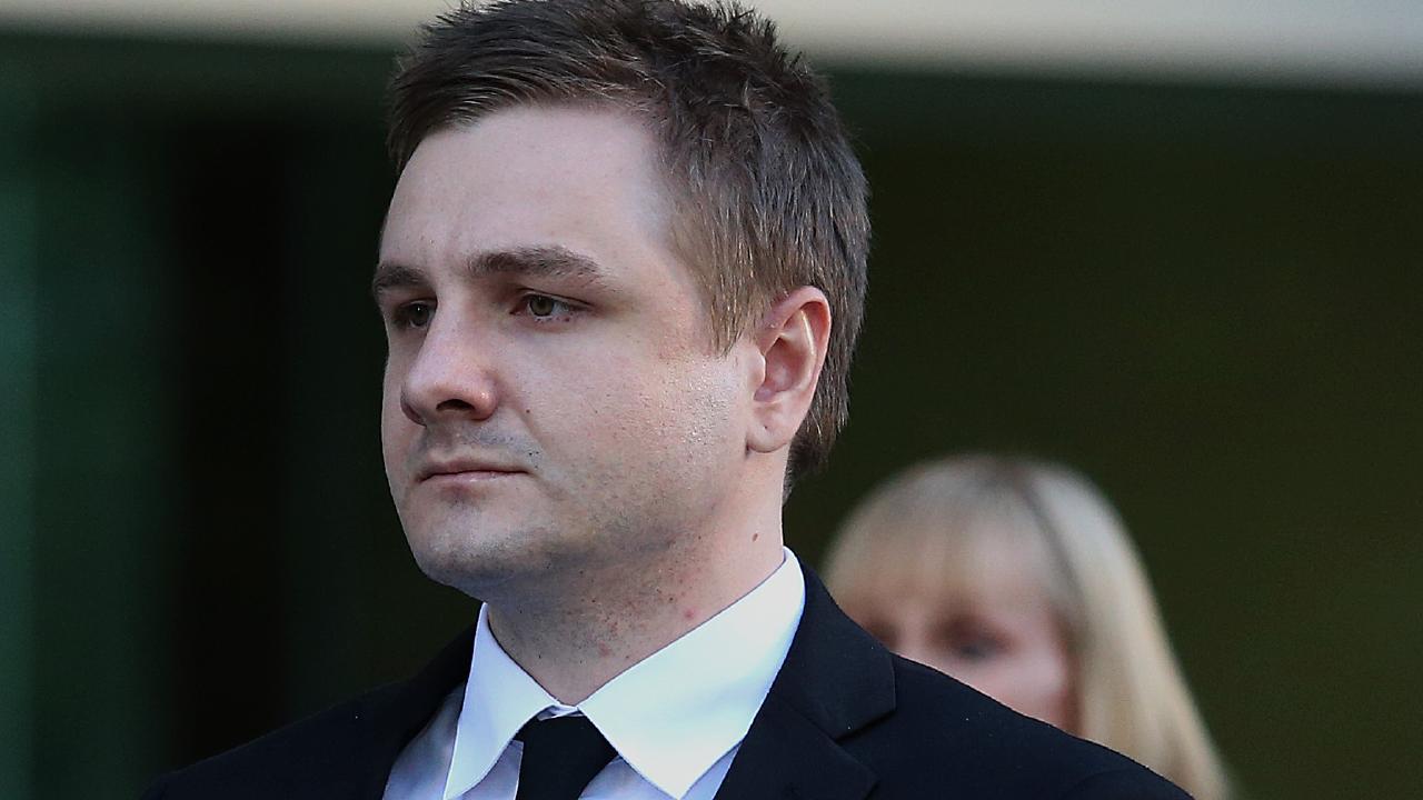 Former policeman Kurt Nesterowich at the Brisbane District Court in Brisbane earlier this year.