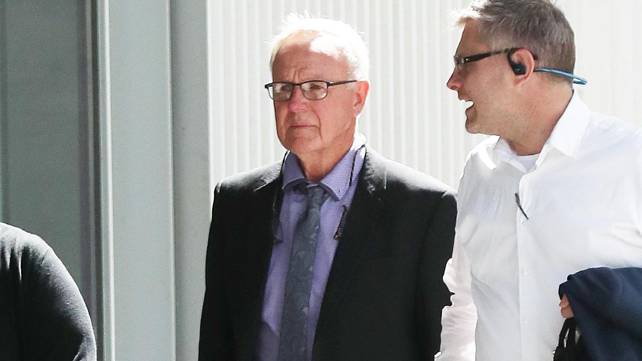 Graham Robert Morant has been sentenced to 10 years in jail. Picture: Liam Kidston.