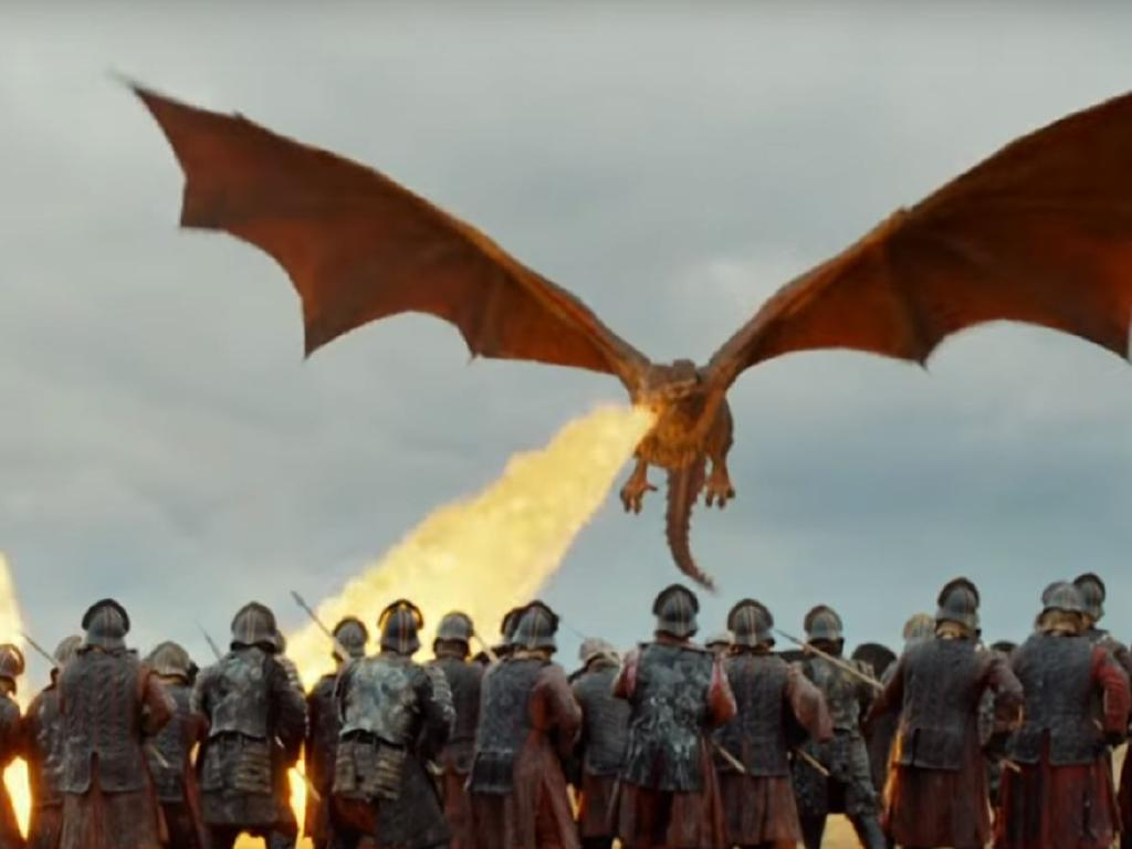 The dragons will be back. Picture: HBO
