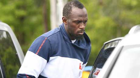 Usain Bolt's financial demands were too much for the Mariners. Picture: AAP
