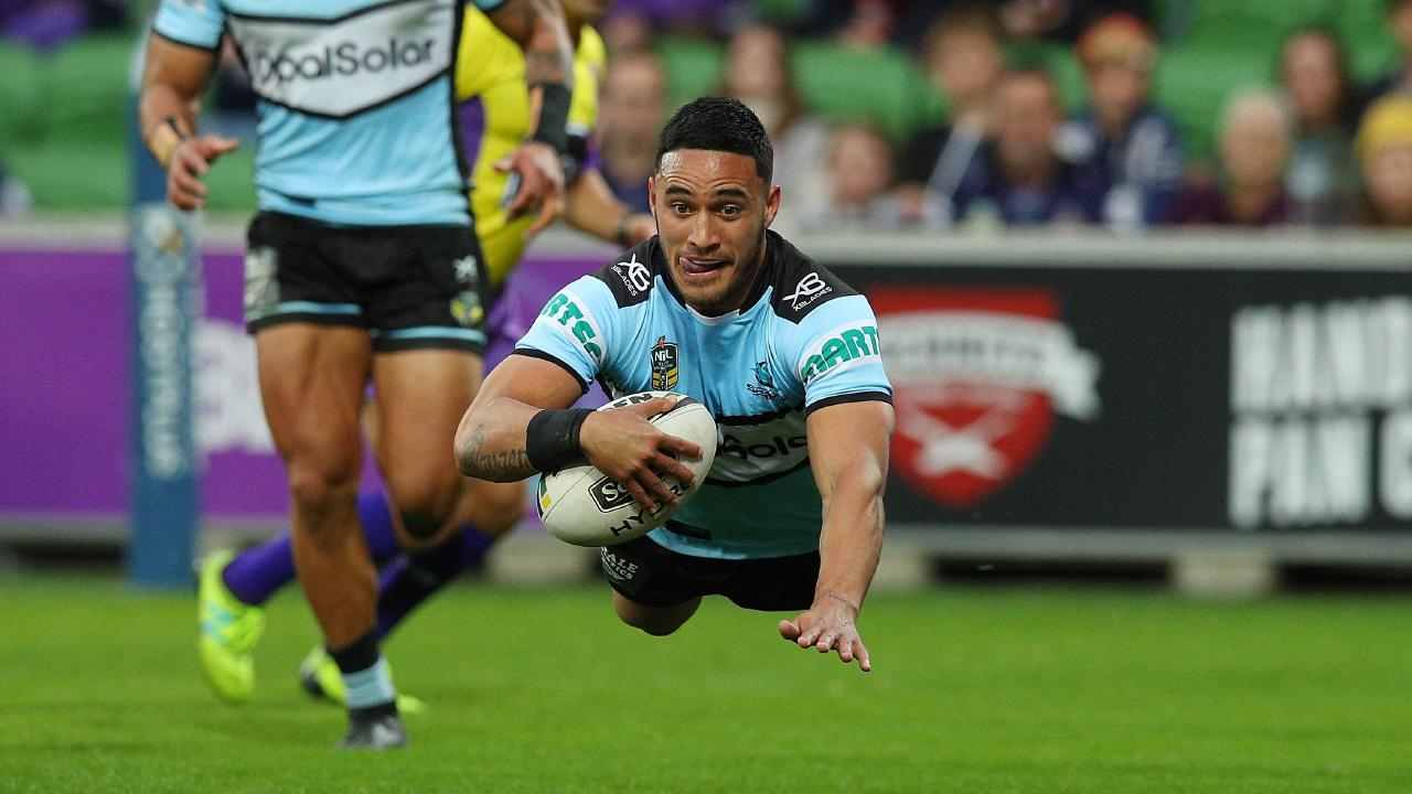 The Cowboys are in strong pursuit of Valentine Holmes. Picture: Graham Denholm/Getty Images