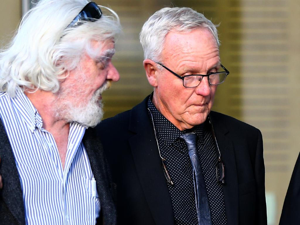 Graham Robert Morant will be sentenced today. Picture: David Clark