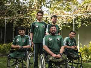 Afghan Invictus athletes seek asylum in Australia