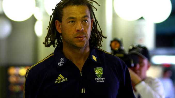 Andrew Symonds' career ended with a whimper.