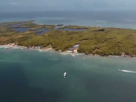 A controversial Sex Island holiday in Colombia is going ahead this year. Source: YouTube
