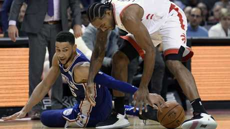Simmons' turnover rate is on the up. Picture: AP