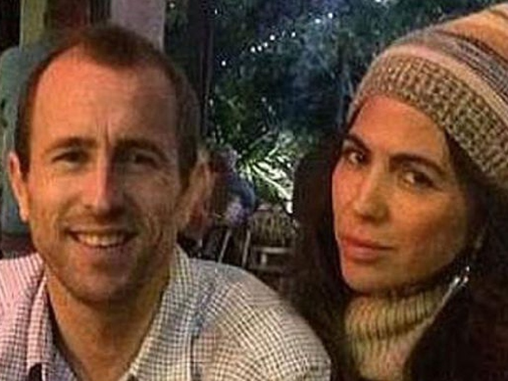 Lewis Bennett and Isabella Hellmann had previously had a row over a number of issues. Picture: Supplied