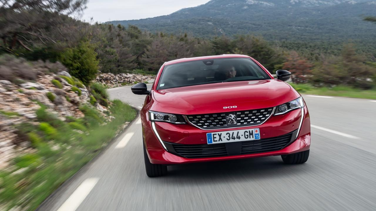 The new Peugeot 508 is one of the best looking mid-size passenger cars on the market.