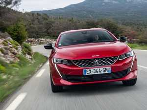 Peugeot revives fortunes with head-turning 508 sedan