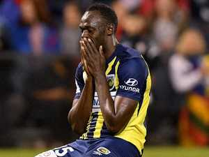 Usain Bolt's A-League experiment over