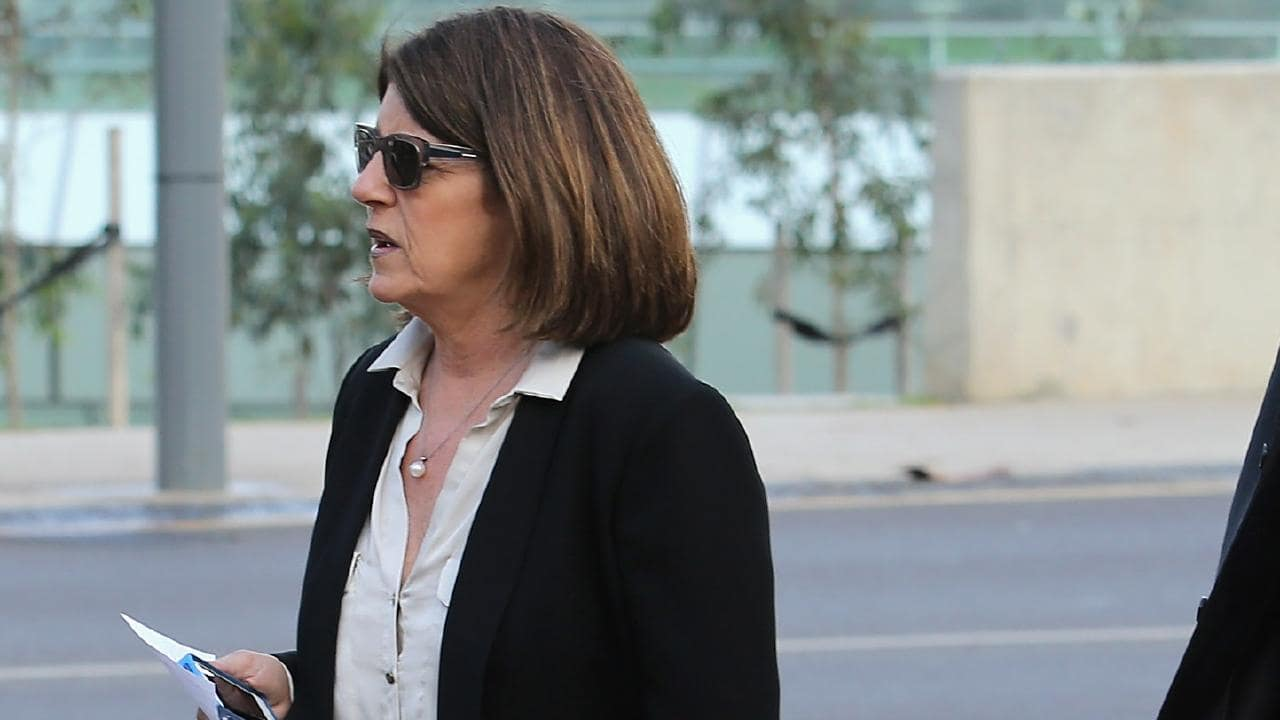 Caroline Wilson has used the annual Andrew Olle lecture to deliver some harsh truths. Picture: Getty Images