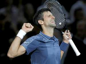 Djokovic and Federer to clash in Paris
