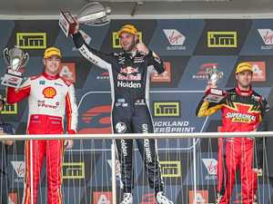 Van Gisbergen beats McLaughlin home in NZ