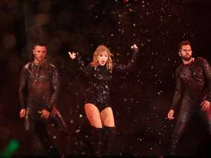 Taylor Swift concert almost ruined
