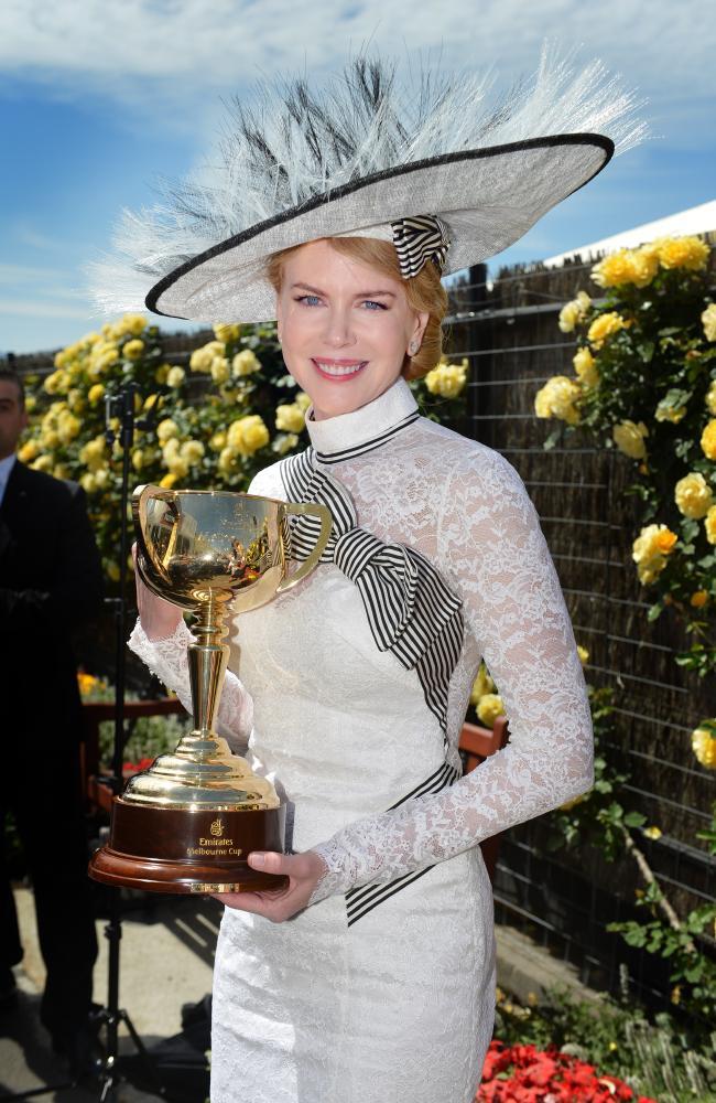 Nicole Kidman stuns in 2012.