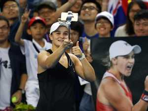 Barty books place in Elite Trophy final