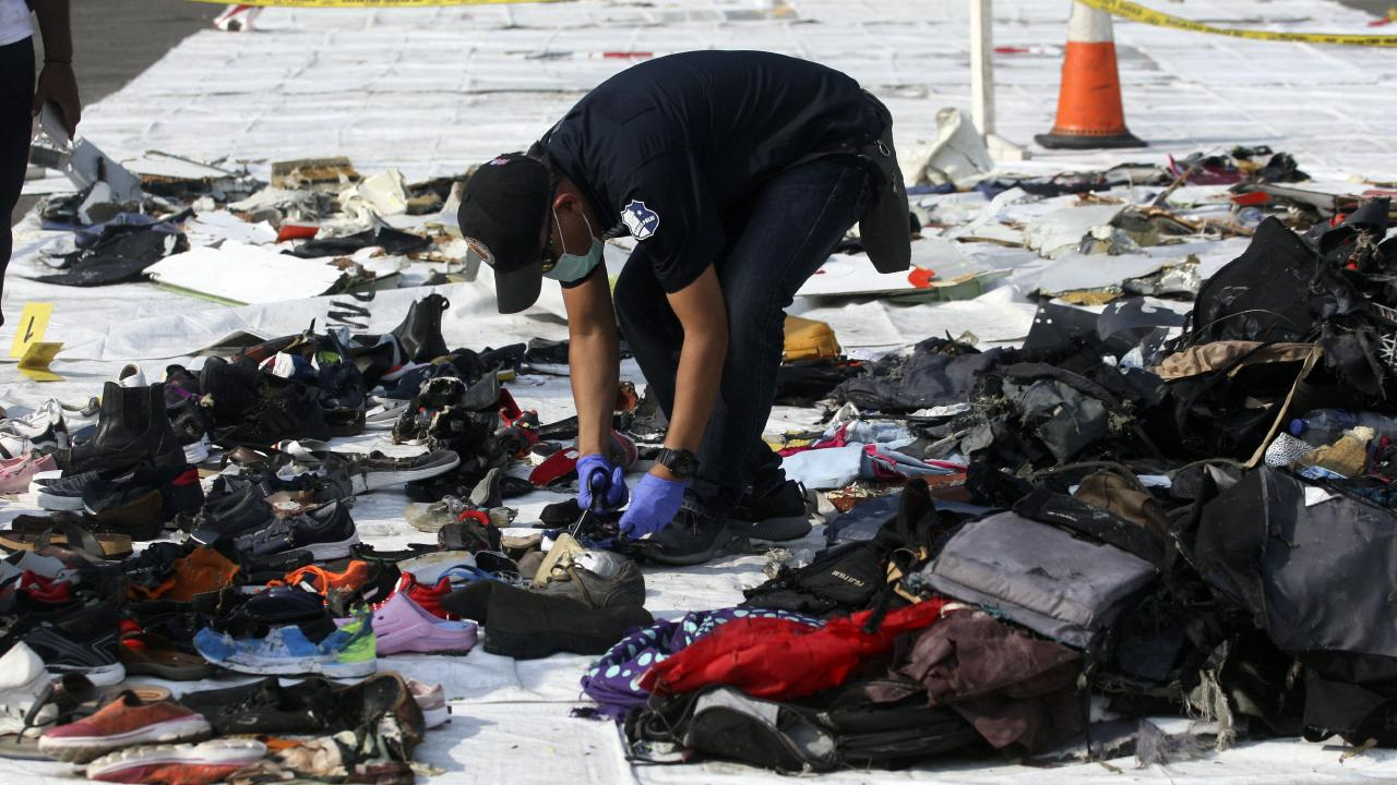 Lion Air crash: Indonesia finds faults in two other Boeing 737-MAX jets after crash. Picture: AP
