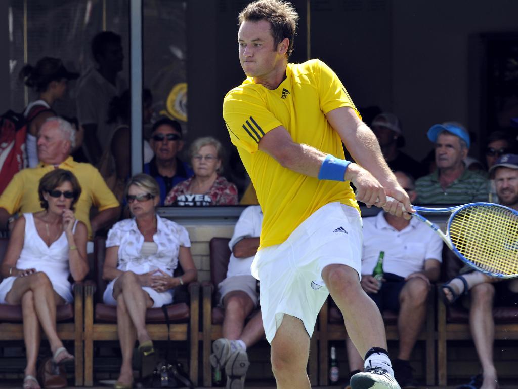 Reid's death shocked the Australian tennis community.