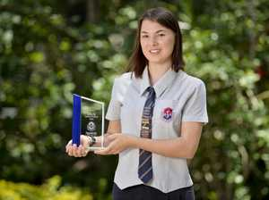 Young achiever's advice for high school peers