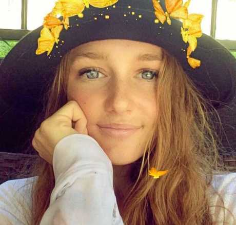 Jade Dixson, 17, died in a crash on Dulong Rd, Perwillowen.