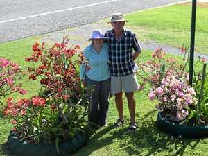 Award-winning garden point of pride in community