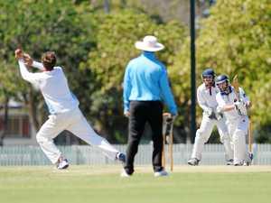 CRICKET: Mackay-Whitsunday vs Central Queensland