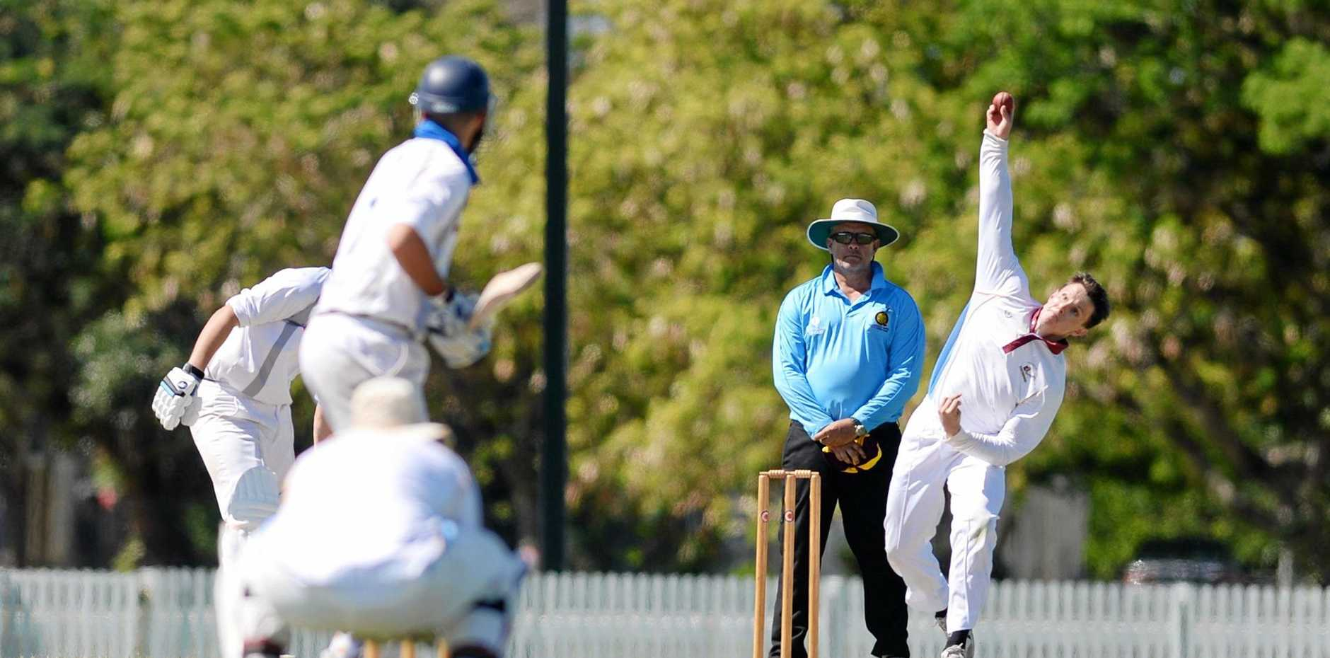 Mackay-Whitsunday (batting) were defeated by Central Queensland (bowling) in the North Queensland Zone Championships.