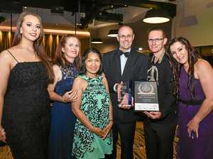 'Complete shock': Gladstone businesses recognised at awards