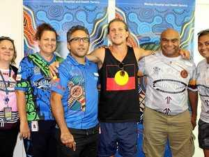 Ninja warrior inspiring change in the Mackay region