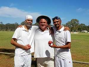 'Over the moon': Cherbourg cricketers make club history