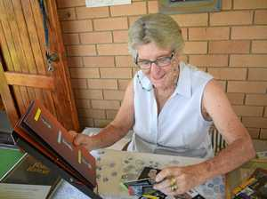 CQ war widow delves into family's military past