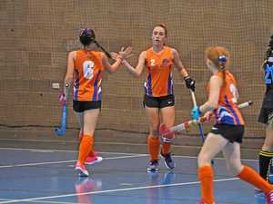 Maryborough Blue wins indoor hockey challenge