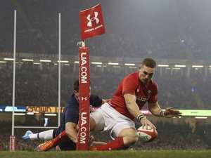 Wales shake off rust as Wallabies loom large