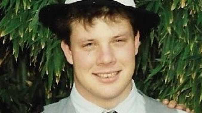 In 1996 Jeffrey Brooks was killed, 22 years later his case has been reopened. Picture: Supplied